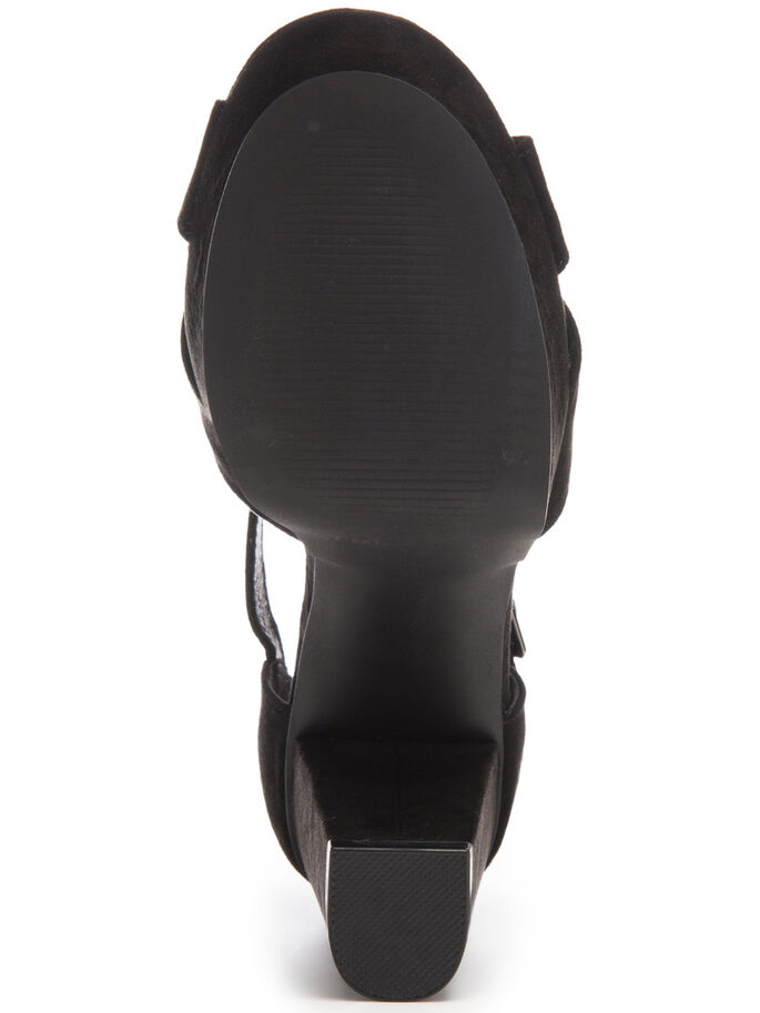 BASIC SANDALS, Black, large