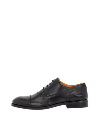 DRESS LEATHER DERBY SHOES