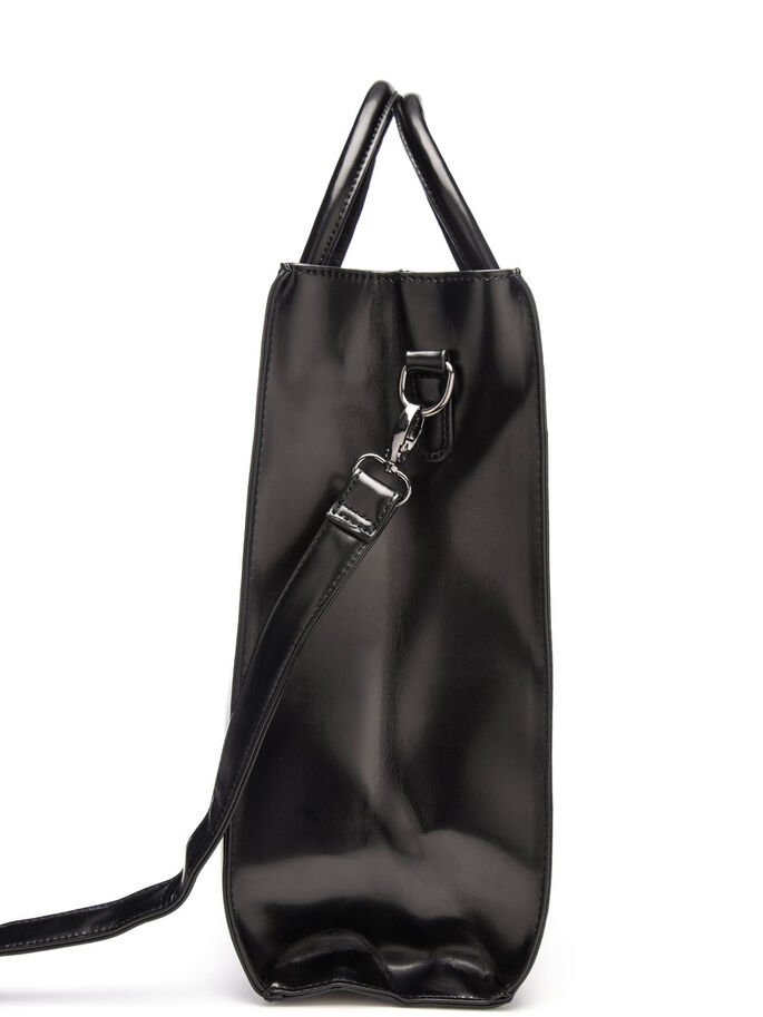 POLIDO SHINE BAG, Black, large