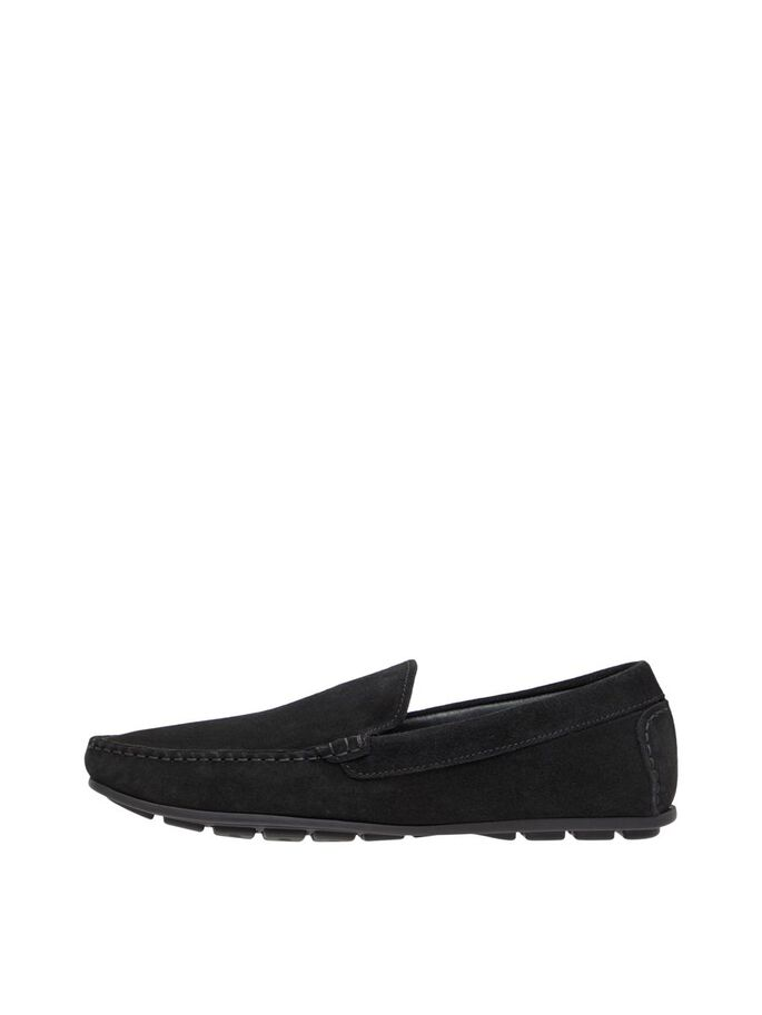 BIADALY LOAFERS, Black1, large