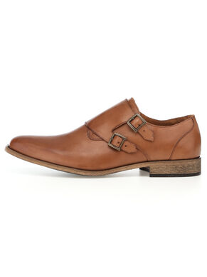 MEN'S DOUBLE MONK SHOES