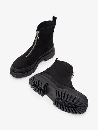 BIADICY ZIPPER BOOTS