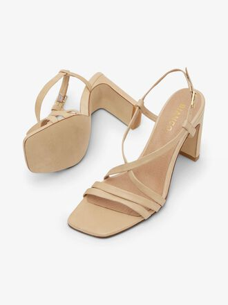 BIADEEDEE CROSS SANDALS