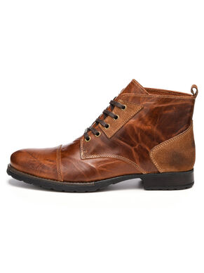 MEN'S WARM LOW BOOTS