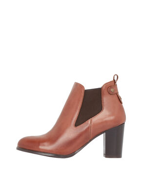 MID HIGH CHELSEA BOOTS