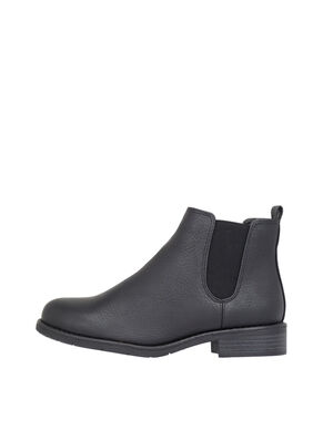 BASIC FLEEZE CHELSEA BOOTS