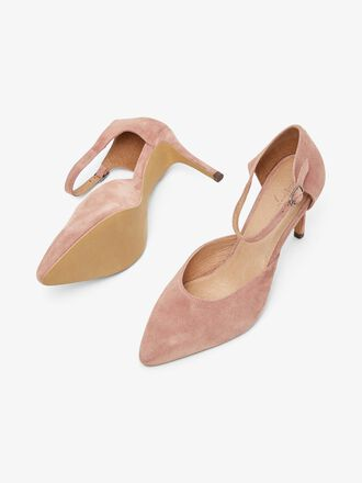 BIACAIT SUEDE PUMPS