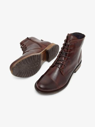 BIADANELLE LEATHER BOOTS