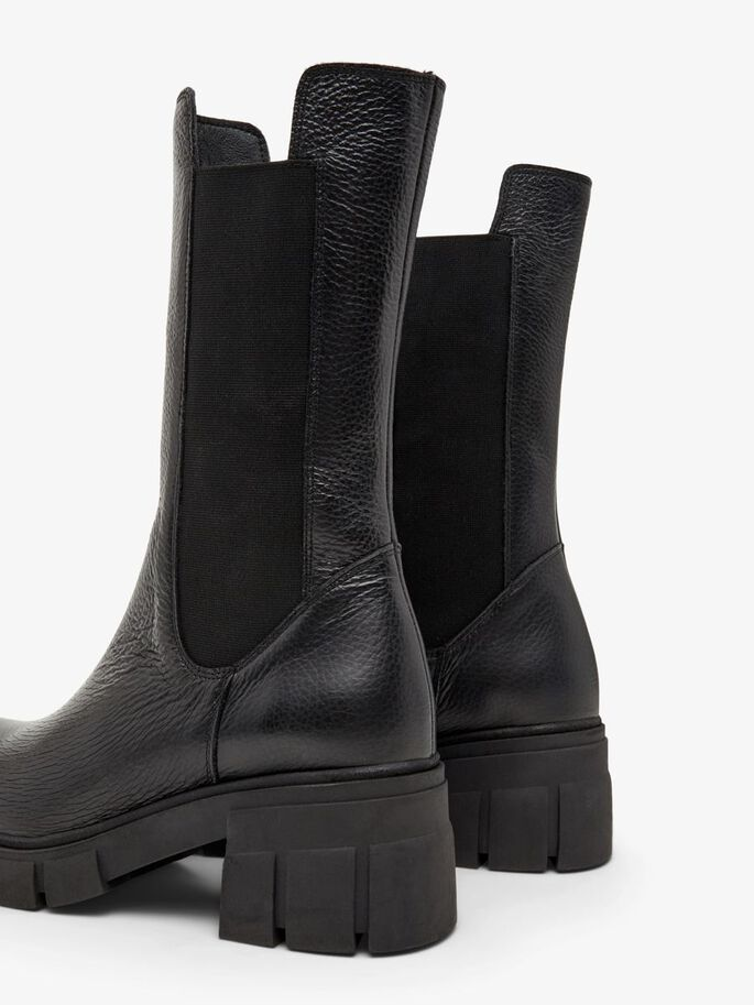 BIADEZZIE LONG BOOTS, Black, large