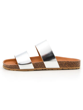 DOUBLE STRAP SLIP-ONS