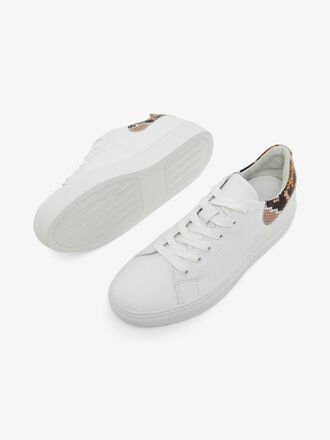 BIASERON LEATHER SNEAKERS
