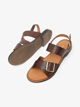 BIADARLA CROSS SANDALS
