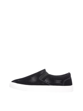 MEN'S CUTOUT MENS SLIP-ONS
