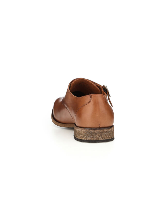 DOPPELMONK- SLIP-ONS, Light Brown, large
