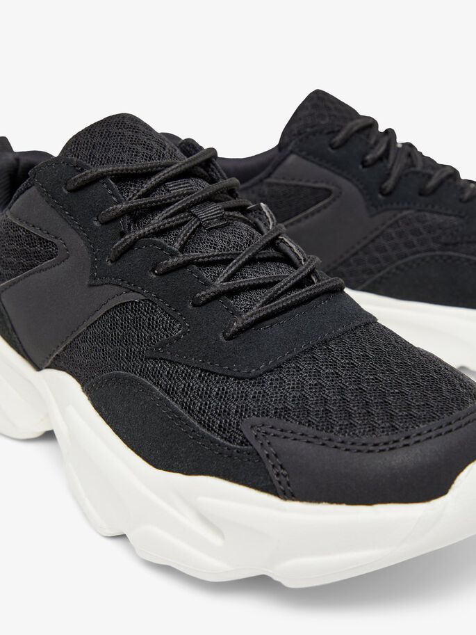 BIACASE MESH TRAINERS, Black1, large