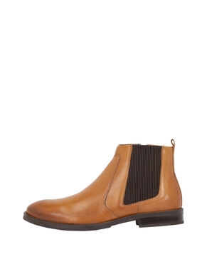 EFFECT CHELSEA BOOTS