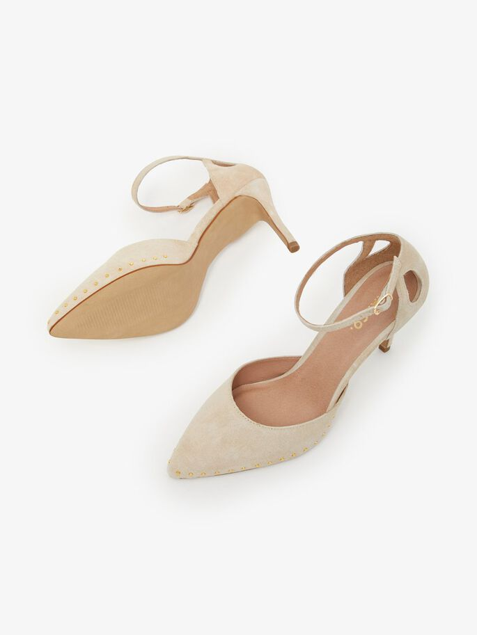 BIADAPHENE PUMPS, Beige1, large
