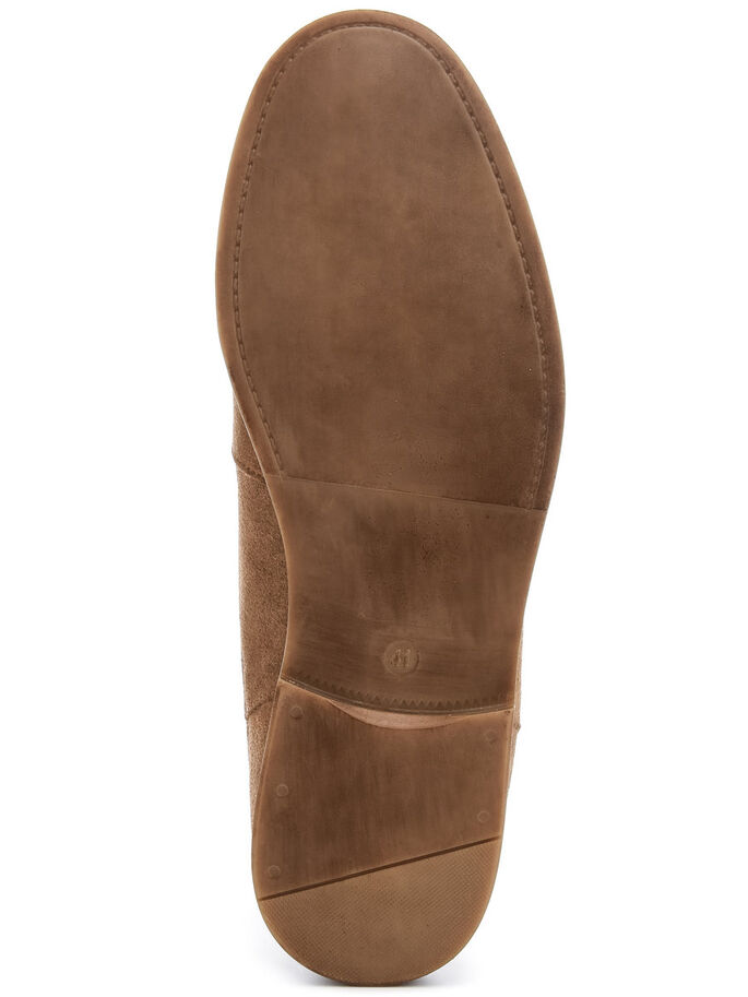 MEN'S CASUAL CHELSEA, Camel, large