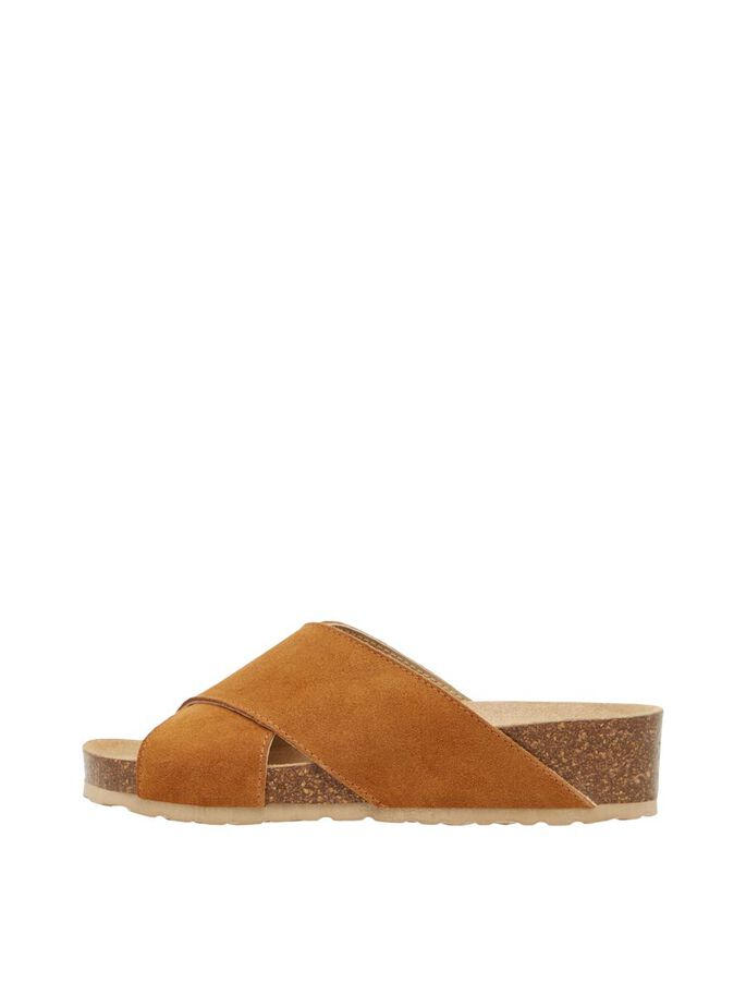 BIABETTY CROSS SANDALS, Cognac1, large