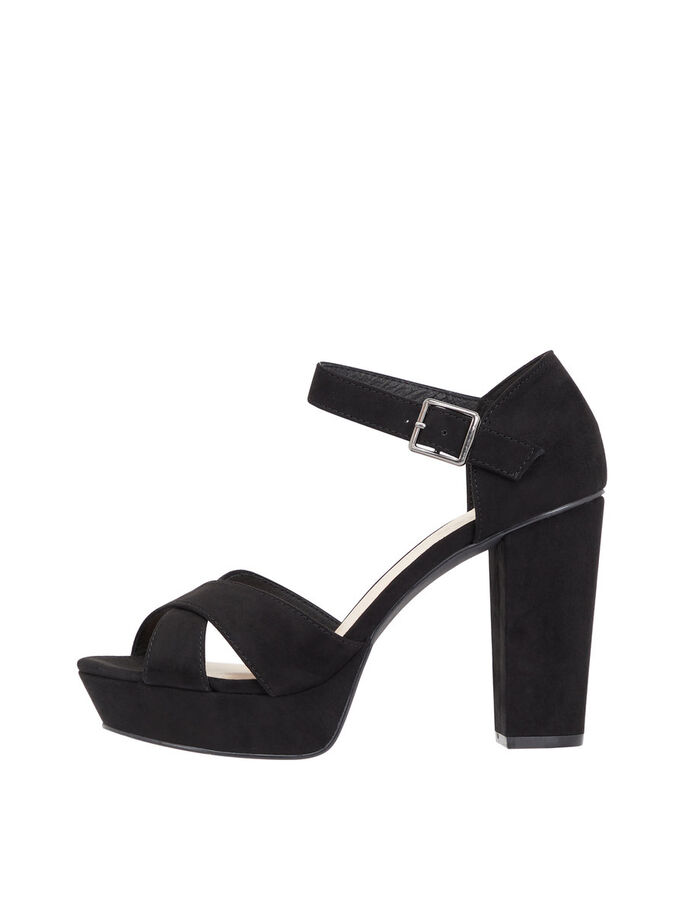 35c34e329ea Thick heel sandals