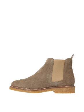 WARM CLEAN CHELSEA BOOTS