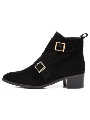 TWIN BUCKLE BOOTS