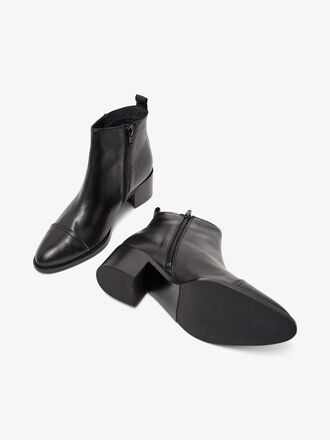 BIACAROL LEATHER BOOTS