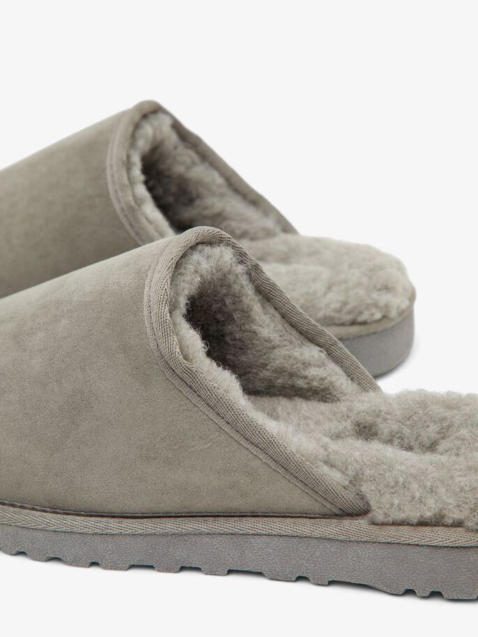 BIADALE SLIPPERS, LightGrey1, large