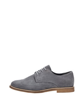 MEN'S CASUAL DERBY SHOES