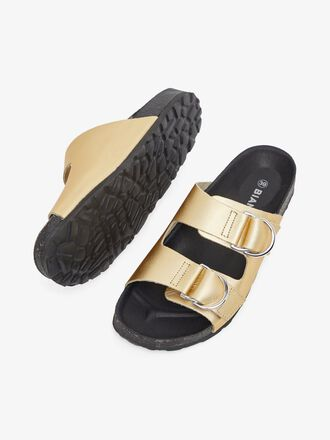 BIABETRICIA LEATHER SANDALS