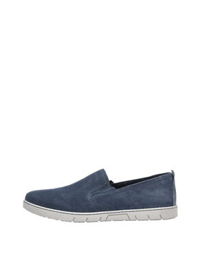MEN'S SUEDE FLEX LOAFERS