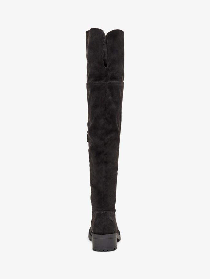 BIACLAIRE OVER-THE-KNEE BOOTS, Black1, large