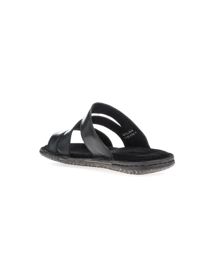 MEN'S CLASSIC SANDALS, Black, large