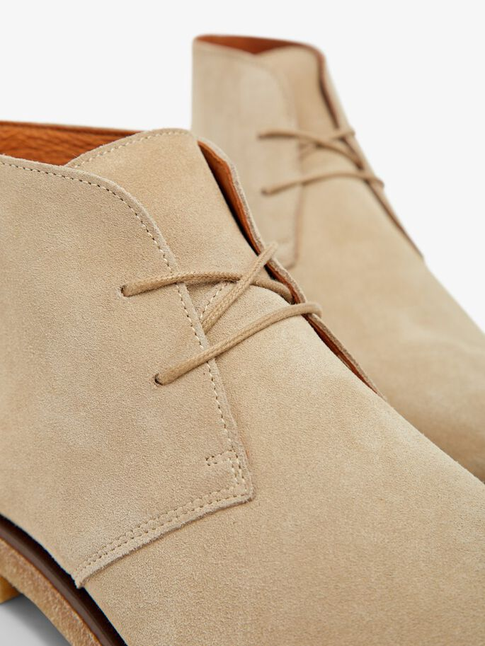 BIADINO LACE-UP BOOTS, Beige1, large