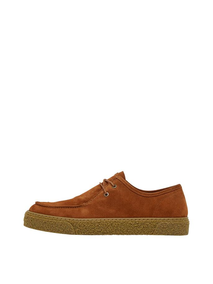 BIACHAD LOAFERS, Cognac1, large