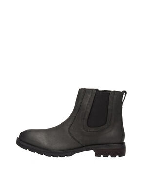 RAW CHELSEA BOOTS