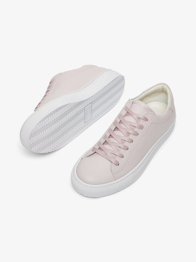 BIADIA VEGAN TRAINERS, Rose, large