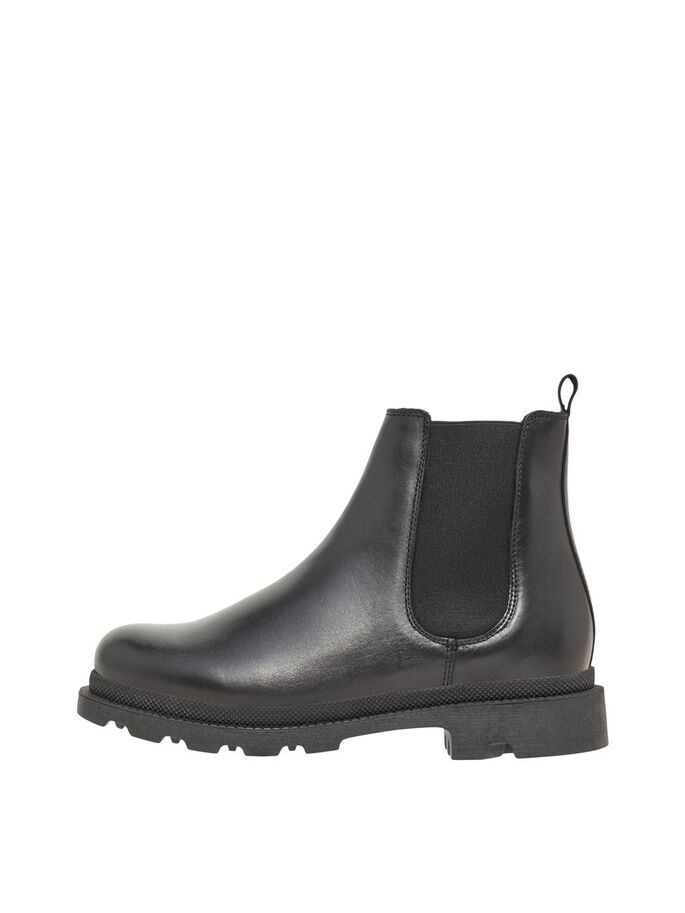 BIACYAN BOTTINES CHELSEA, Black, large