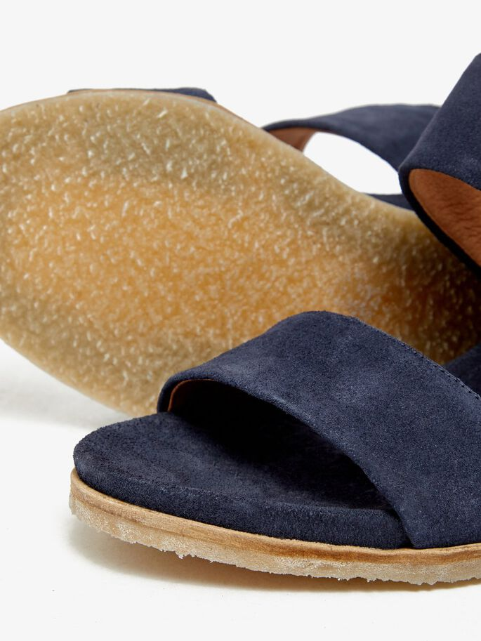 BIACAILY CHAUSSURES COMPENSÉES, NavyBlue1, large