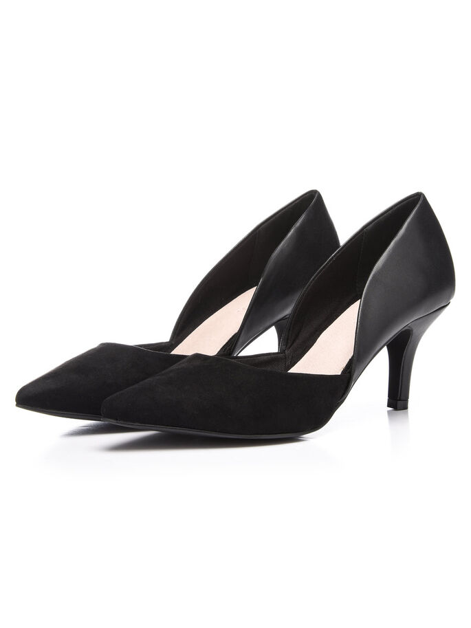 BASIC-SPLIT- PUMPS, Black, large