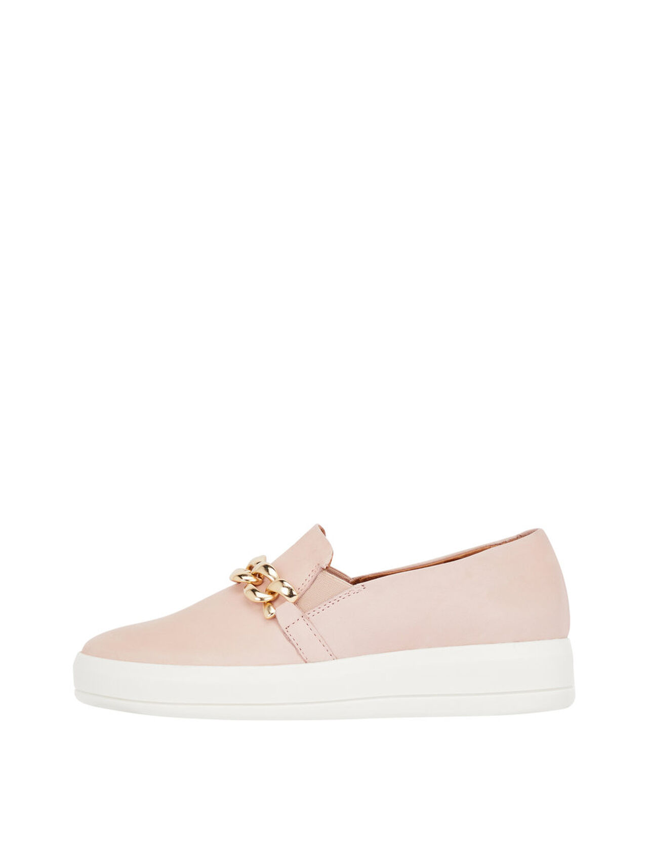 BIANCO Loafer Sneakers Dames Roze
