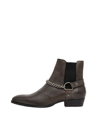 BIABECK CHAIN CHELSEA BOOTS