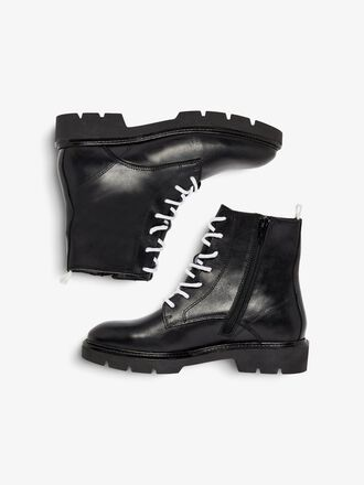 BIACALDER LACE-UP BOOTS