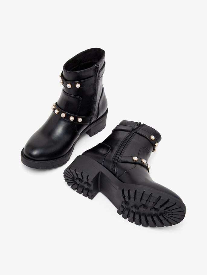 BIAPEARL WIDE FIT BOOTS, Black, large