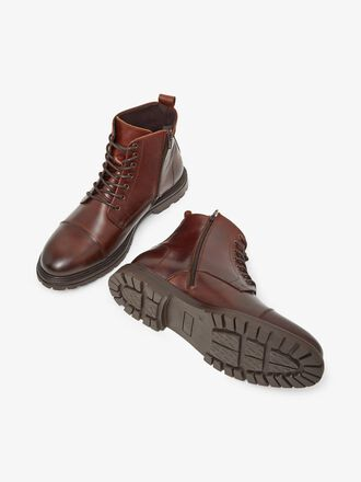 BIACARLO LEATHER BOOTS