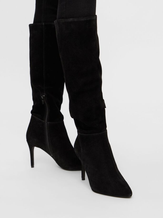 BIADANGER LONG BOOTS, Black1, large