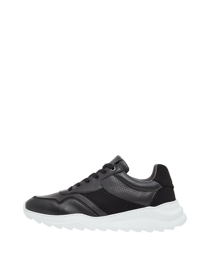 BIADEVONY TRAINERS, Black, large